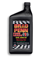 Brad Penn 20w50 Racing Oil